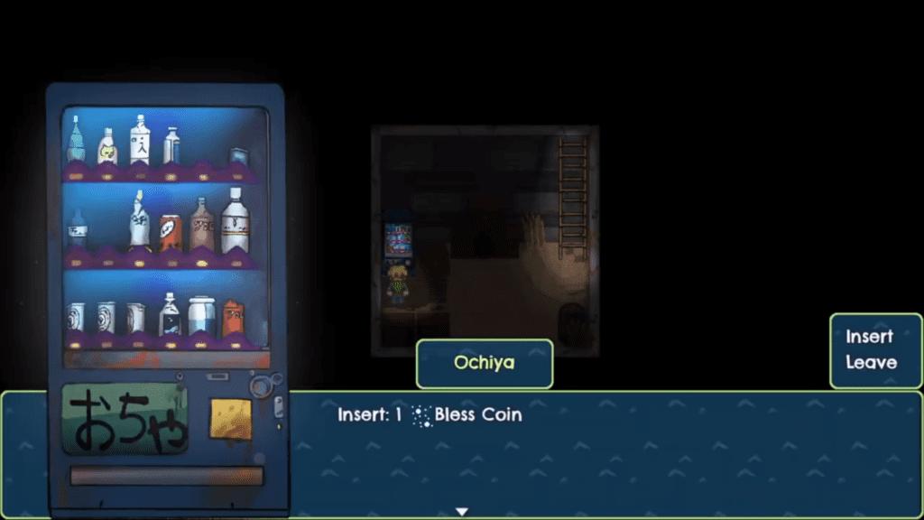Secret vending machine